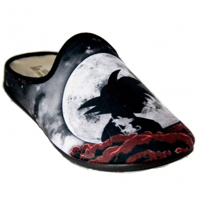 Vulcabicha 1819 - Zapatillas De Estar Por Casa De Goku Bola De Dragón