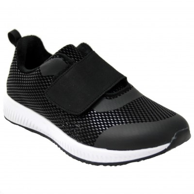 Doctor Cutillas 13933 - Sneakers Ultralight Sports Shoe With Velcro, Lined And Shiny Texture Exterior