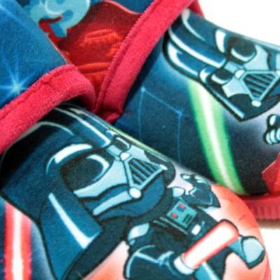 Vulcabicha 1079 Red- Slippers of Star Wars