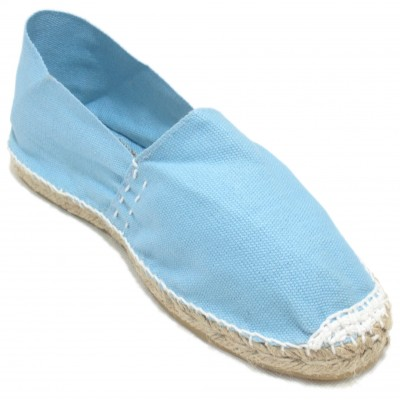 Espadrilles Camping Light Blue