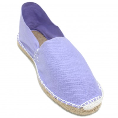 Espadrilles Camping Light Purple