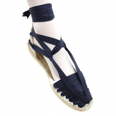 Espadrilles Set Vetes Dark Blue