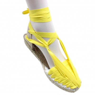 Espadrilles Set Vetes Yellow