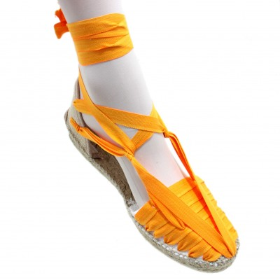 Espadrilles Set Vetes Light Orange
