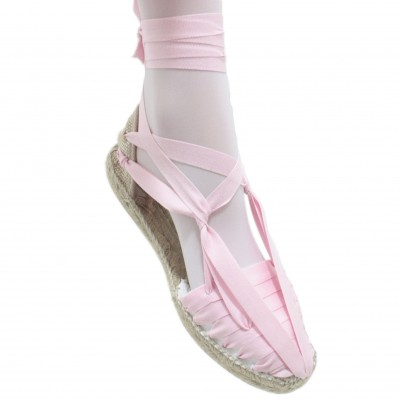 Espadrilles Set Vetes Light Pink