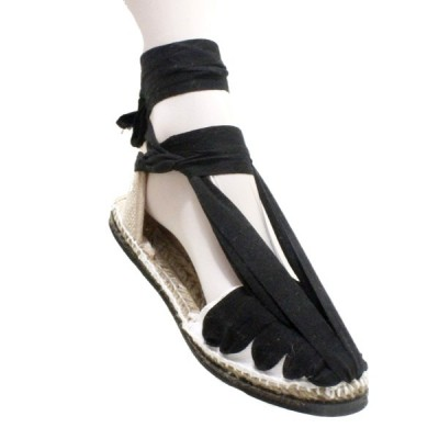 Espadrilles Set Vetes Black
