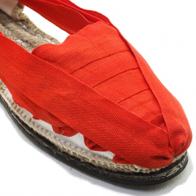 Espadrilles Set Vetes Red