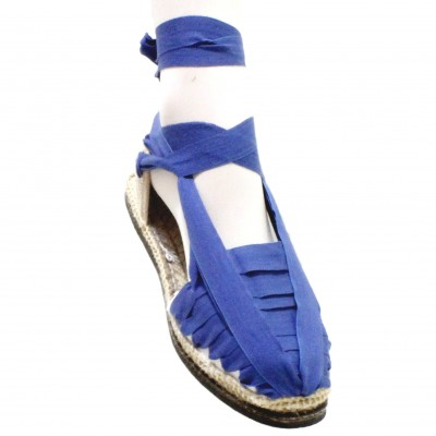 Espadrilles Set Vetes Electric Blue