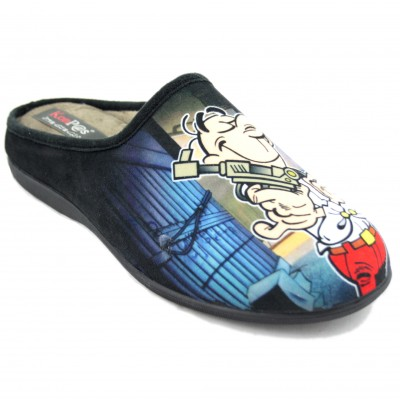 KonPas 539 - Funny Mortadelo and Filemón Agents Youth Shoes